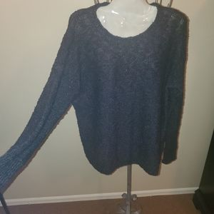 Superdry Navy sweater size L